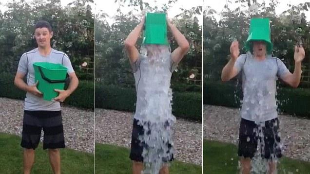 ice bucket challnge