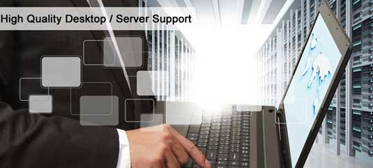 Desktop Support London