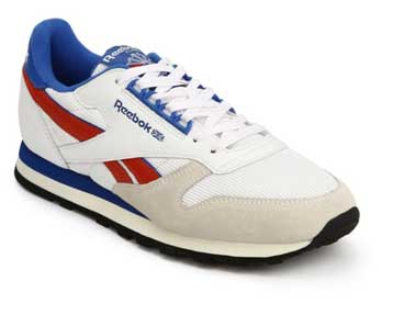Reebok White Casual Shoes