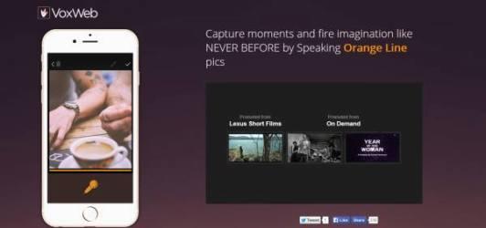 speaking pictures
